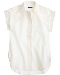 J.Crew Short Sleeve Popover Shirt