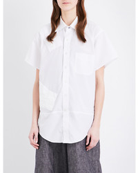 Study Ny Sleeve Detailed Cotton Shirt