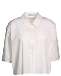 Alexander Wang T By Short Sleeve Shirt