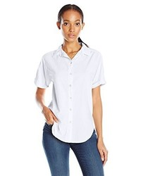 Velvet by Graham & Spencer Short Sleeve Button Down Shirt