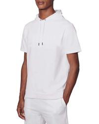BOSS Heritage Short Sleeve Pullover Hoodie