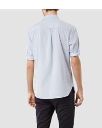 beb3969b968b AllSaints Redondo Half Sleeved Shirt, $118 | AllSaints | Lookastic.com