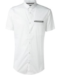 Armani Jeans Plain Classic Shirt