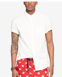 Denim & Supply Ralph Lauren Chambray Short Sleeve Shirt