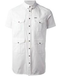 DSQUARED2 Pocket Detailed Shirt