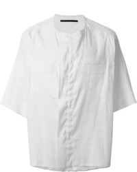 Haider Ackermann Shortsleeved Boxy Shirt