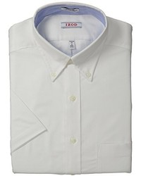 Izod Short Sleeve Oxford Solid