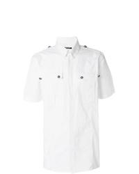 Balmain Military Shirt