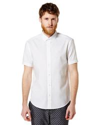 Original Penguin Short Sleeve Basic Oxford Shirt