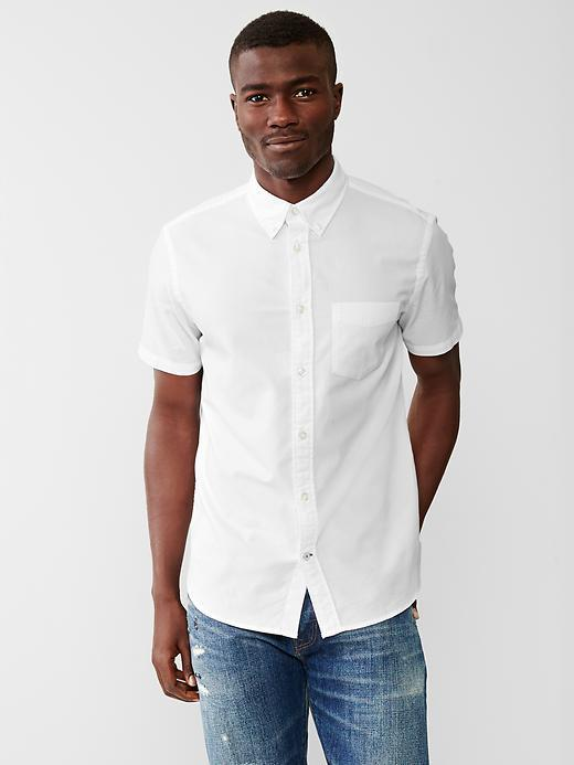 Gap Oxford Shirt | Where to buy & how to wear