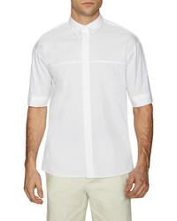 Plac Woven Short Sleeve Sportshirt