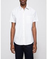 Theory Rammis Shirt In White