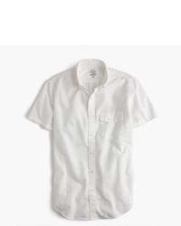 J.Crew Short Sleeve Lightweight Oxford Shirt