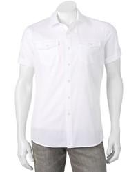 Apt. 9 Slim Fit Button Down Shirt