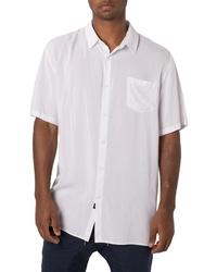 Zanerobe Solid Short Sleeve Shirt
