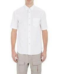 rag & bone Standard Issue Short Sleeve Shirt White