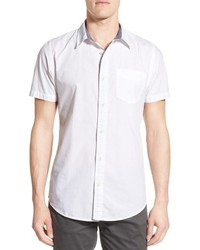 Torino short sleeve woven shirt medium 680221