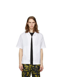 McQ Alexander McQueen White Monster Billy Shirt