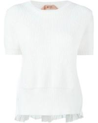 No.21 No21 Short Sleeve Knit T Shirt