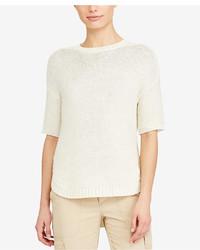 Lauren Ralph Lauren Short Sleeve Sweater