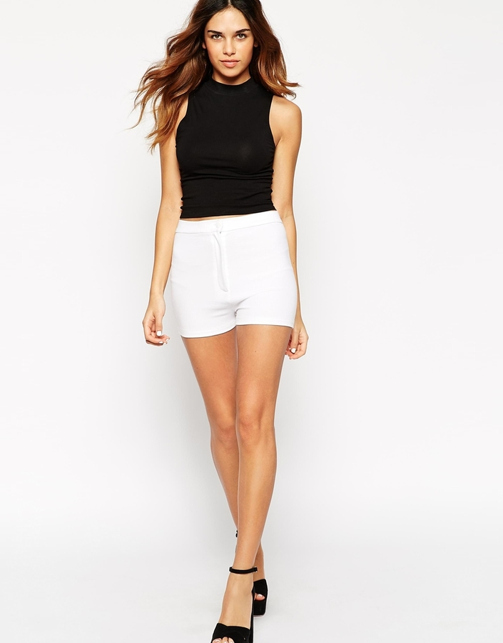 Where To Buy White Shorts