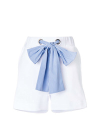 MSGM Bow Front Shorts