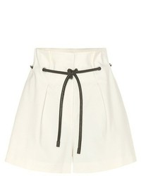3.1 Phillip Lim Cotton Blend Shorts