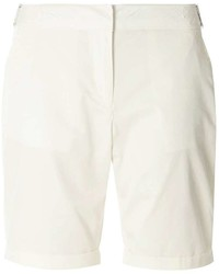 Dorothy Perkins Petite White Cotton Shorts
