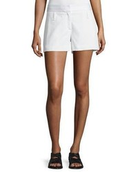 Rag & Bone Jean Willow Cotton Shorts Vanilla