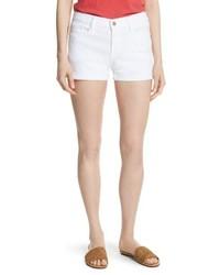 Le cutoff cuffed jean shorts medium 8680974