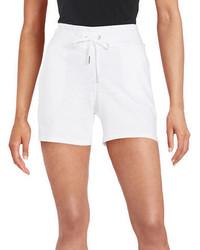 Calvin Klein Performance Lace Trimmed Cotton Shorts