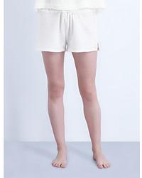 Skin Savannah Pima Cotton Shorts