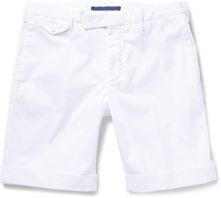 Incotex Slim Fit Cotton Blend Shorts | Where to buy & how to wear