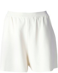 Stella McCartney High Waisted Stretch Shorts