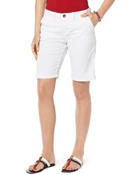 Tommy Hilfiger Stretch Cotton Bermuda Short
