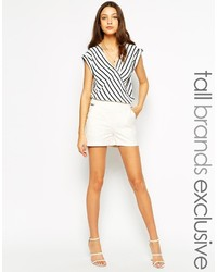 Vero Moda Tall High Waisted Short