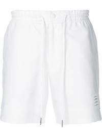Thom Browne Tennis Collection Pique Shorts