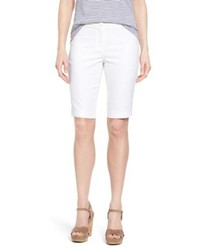 Nic+Zoe The Perfect Stretch Woven Trouser Shorts