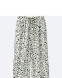 Uniqlo UNIQLO Women's (+ëpice Collection) Relaco 3/4 Shorts (wide)