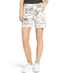 Mother Vagabond Cutoff Shorts