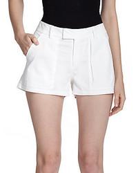 Vince Cotton Shorts