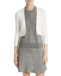 Theory Amarissa Prosecco Knit Shrug