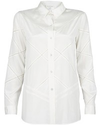 Rag and Bone Rag Bone Leafy Boyfriend Top