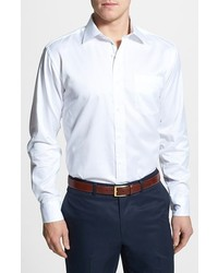 Bugatchi Shaped Fit Sport Shirt Where To Buy How To Wear