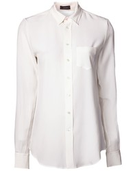 Joseph Button Front Shirt
