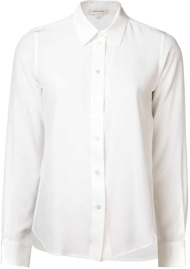 Marc Jacobs Classic Collar Shirt
