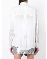 IRO Classic Fitted Shirt
