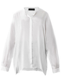 Haider Ackermann Dali Silk Shirt