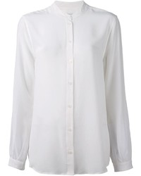 Equipment Mandarin Collar Shirt
