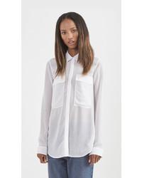 Helmut Lang Button Up Shirt